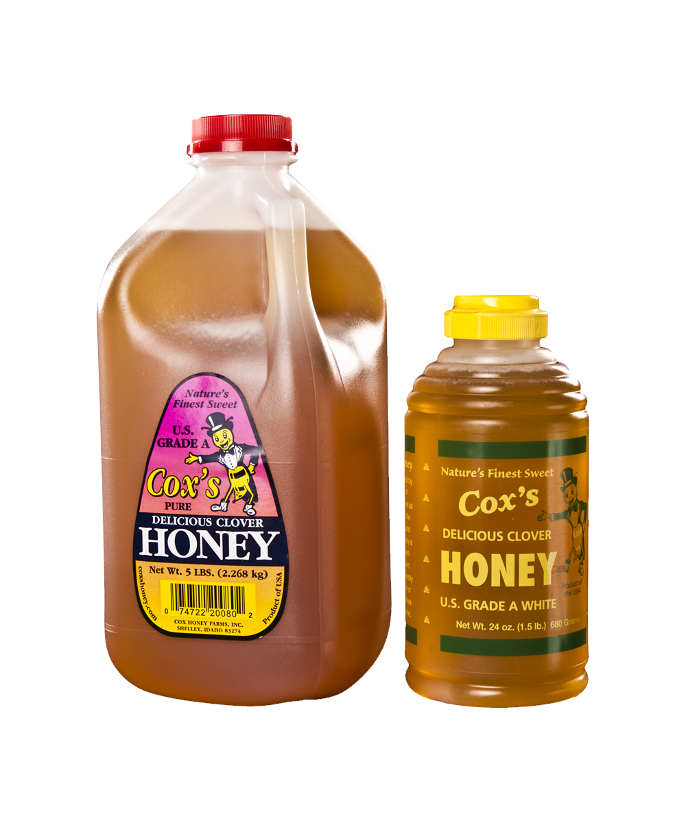 Gift Pack #5 $39.00 Plus Free Shipping - Cox's Honey