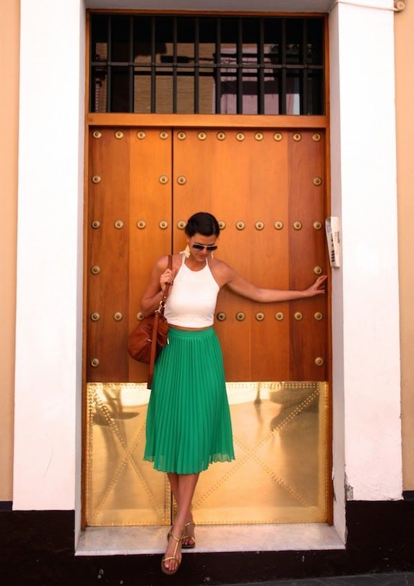 Seville Fashion: Travel Diary: Seville, Spain {Part 1}