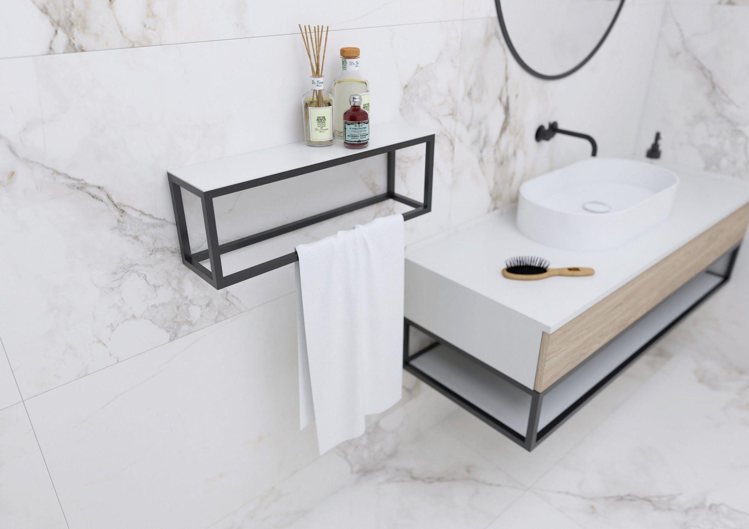 Qube Bathroom Furniture in 10  Freestanding bathroom furniture