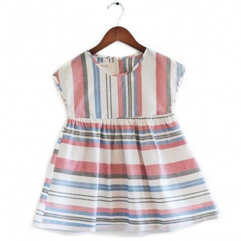 boy + girl  // weekender dress