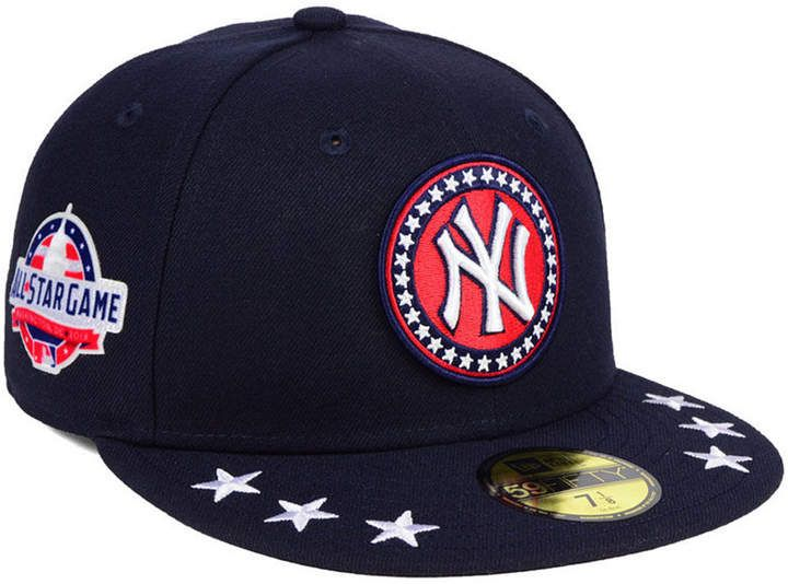 2e21dd85ee1a1 New Era New York Yankees All Star Workout 59FIFTY Fitted Cap 2018 ...