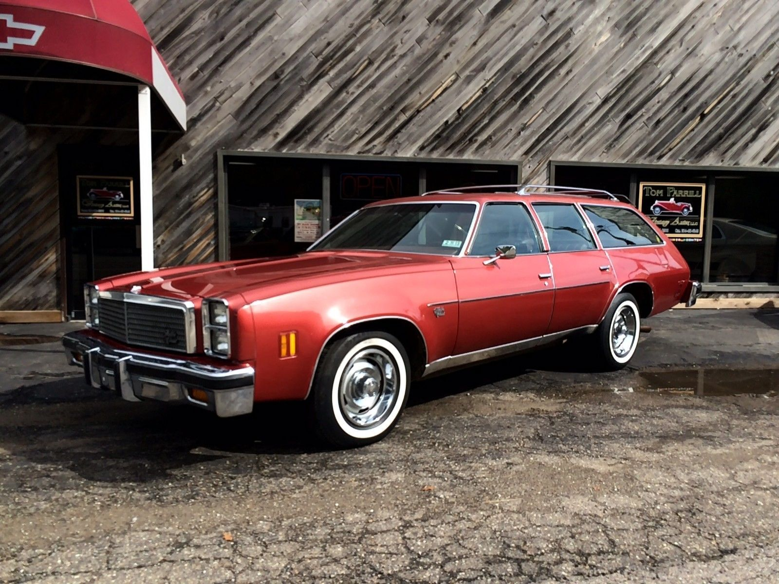 76 Chevrolet Malibu Classic Chevrolet Classic Cars