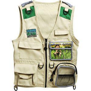 Toys (With images) | Backyard safari, Cargo vest, Safari vest