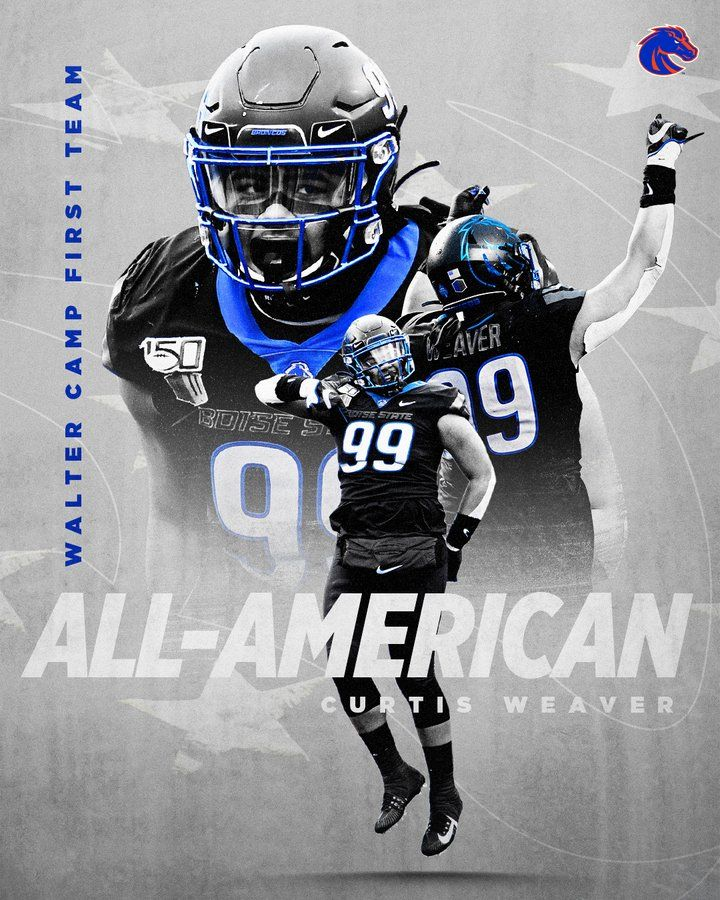 Pin by SkullSparks on College Football Honors in 2020