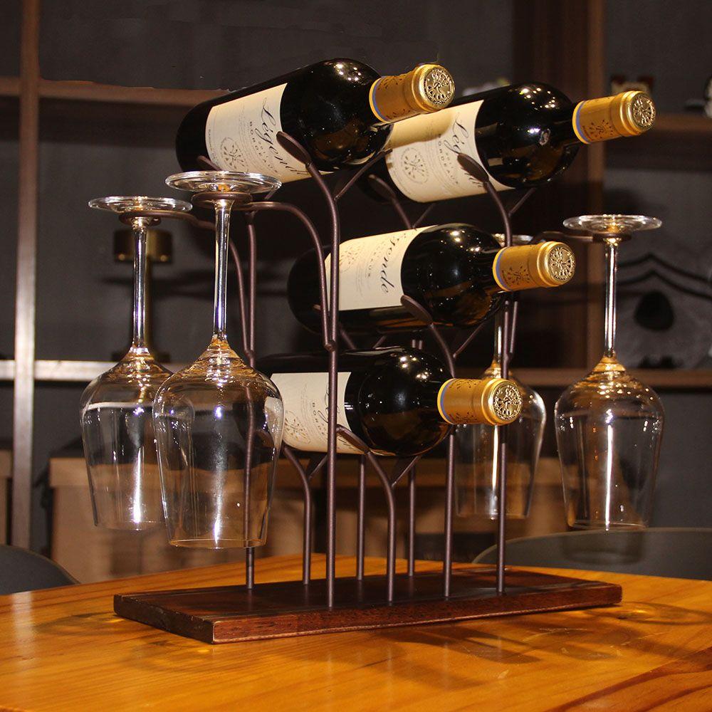 Wine Glass Rack In 2020