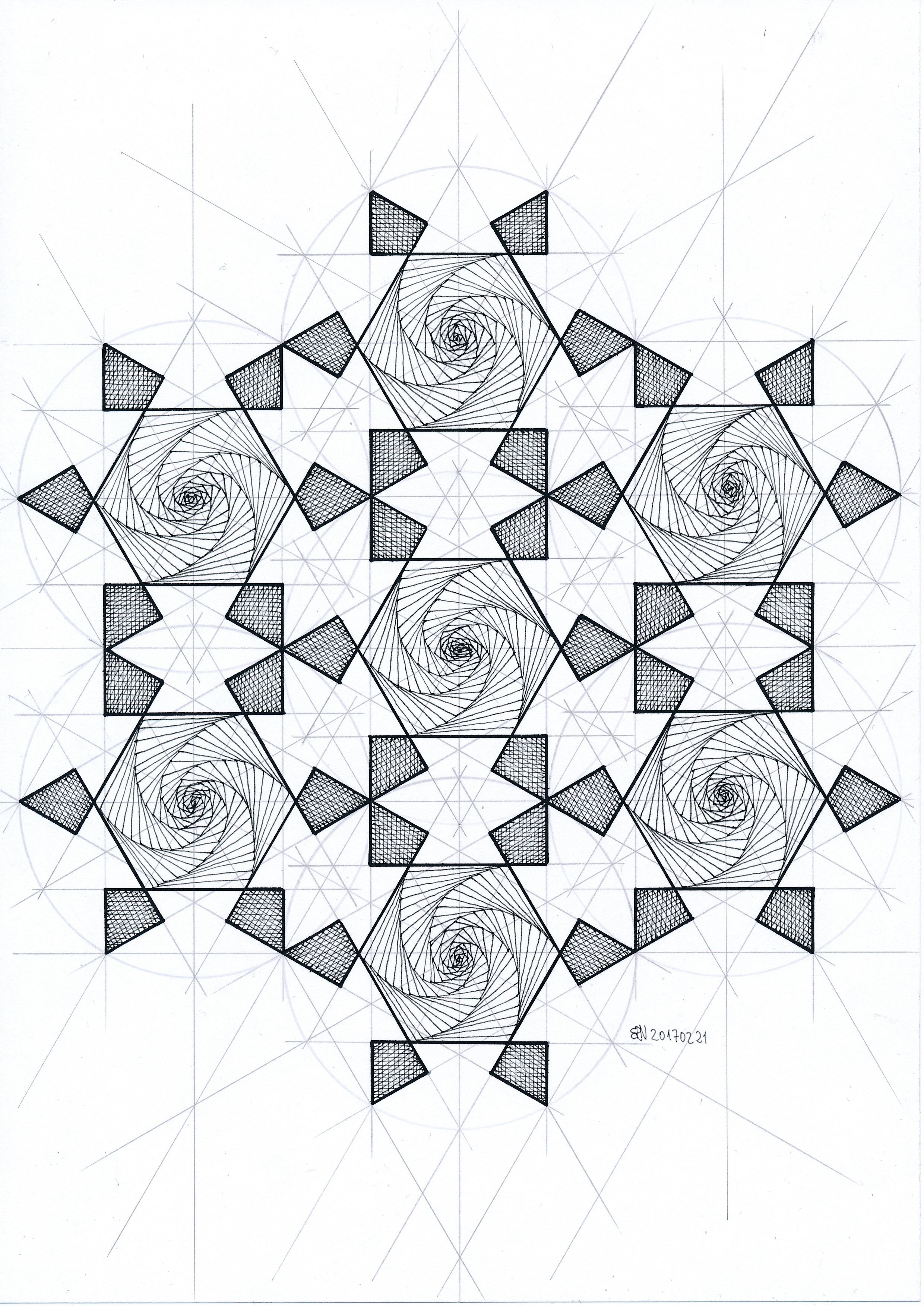 Islamicdesign Islamicart Islamicgeometry Arabiangeometry Symmetry Geometry Pattern Mathart Regolo54 Escher Patronen Grafisch