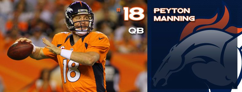 Denver Broncos win a Super Bowl with Peyton Manning
