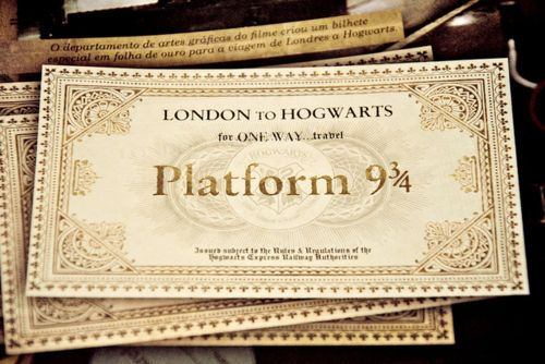 Hold On To Your Ticket Harry Harry Potter Aesthetic Hogwarts Express Ticket Hogwarts