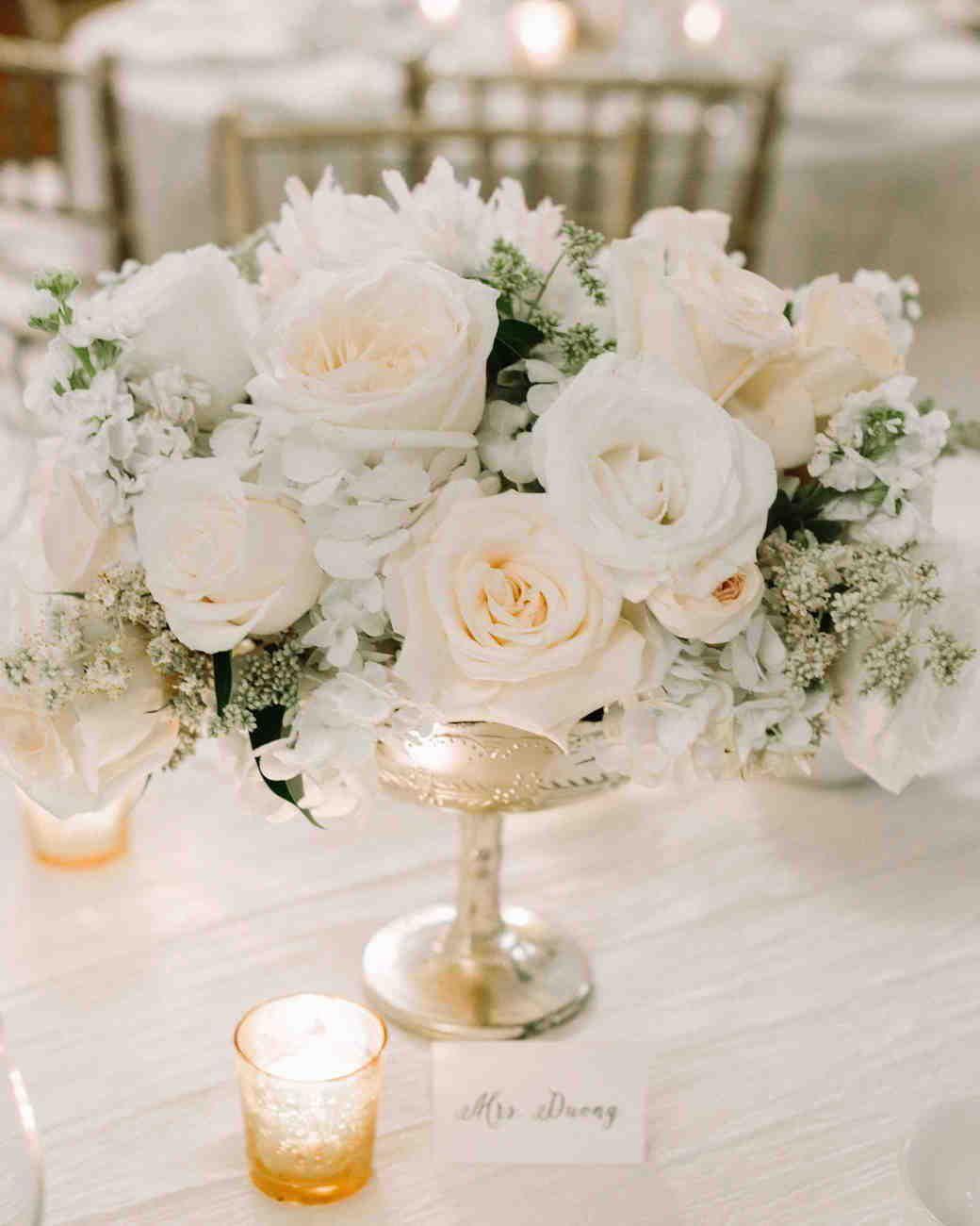 32 Classic Wedding Centerpieces We Love Wedding Floral Centerpieces Flower Centerpieces Wedding Classic Wedding Centerpieces