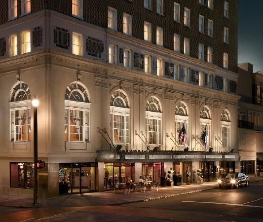 Historic Downtown Charleston Sc: Francis Marion Hotel -downtown, 387 King Street