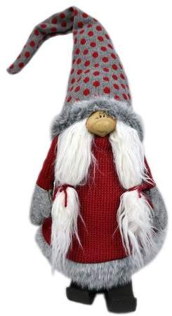Standing Gnome Hilde Stuffed Holiday Accent Gnomes Holiday Accents Grandparent Gifts