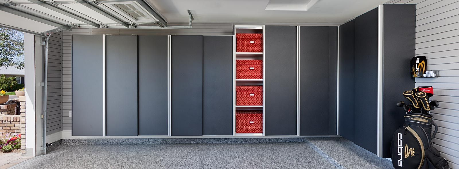 Image Result For Ikea Garage Shelves