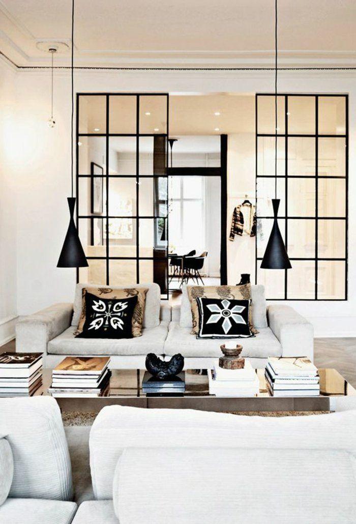 mobile trennwand wohnzimmer und esszimmer Vorschläge für - wohnzimmer mit glaswnde