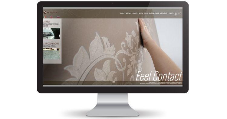 Alimonti Gottardo - New Website