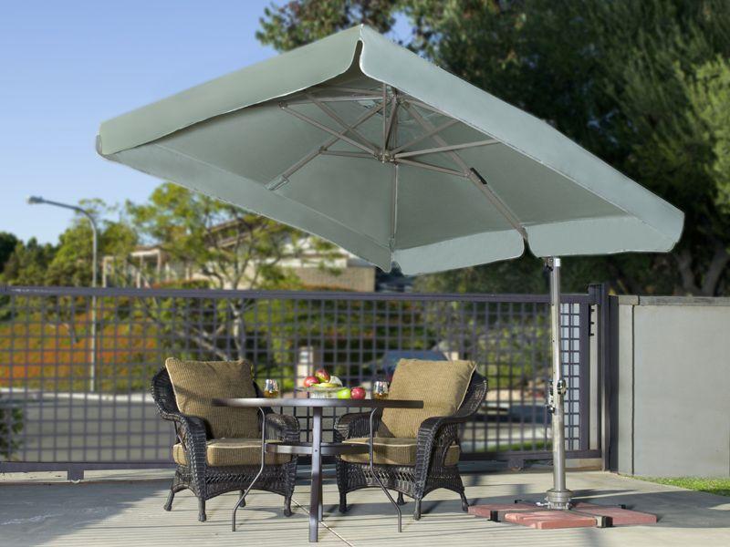 19 Best Offset Patio Umbrellas Images On Pinterest | Patio Umbrellas, Offset  Patio Umbrella And Cantilever Umbrella