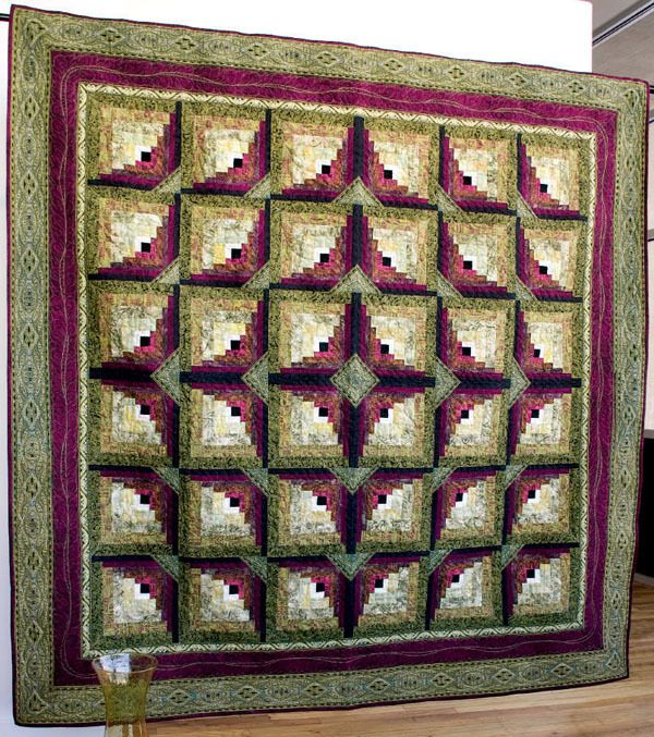 This Free Quilt Pattern Is Gorgeous This Quilt Has An Unmistakable