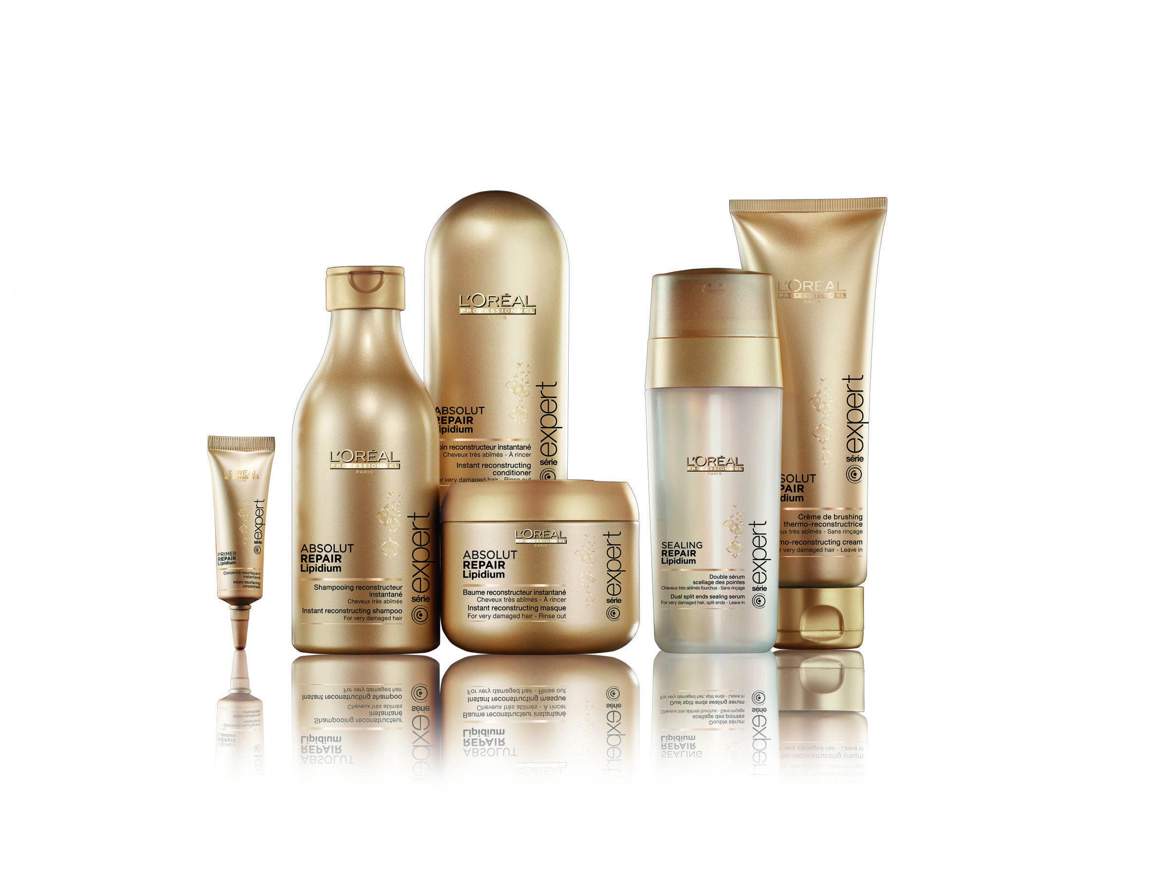 7fa6e40b7 L'Oréal Professionnel Série Expert Absolut Repair Lipidium Group ...