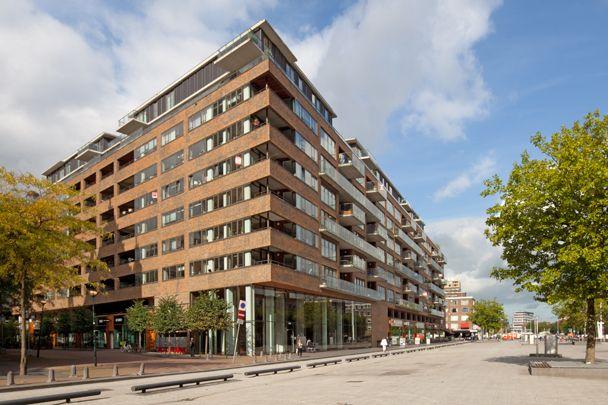 Woongebouw De Hofdame, Klunder Architecten, Rotterdam