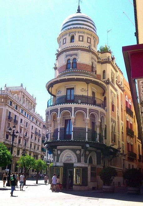 Redescubriendo #Sevilla