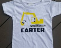 construction shirt for toddler - Google Search
