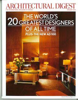 Architectural Digest. Interior Design Magazine, Home Decorating Magazine,  Shelter Magazine, Architecture Magazine, Lifestyle Magazine