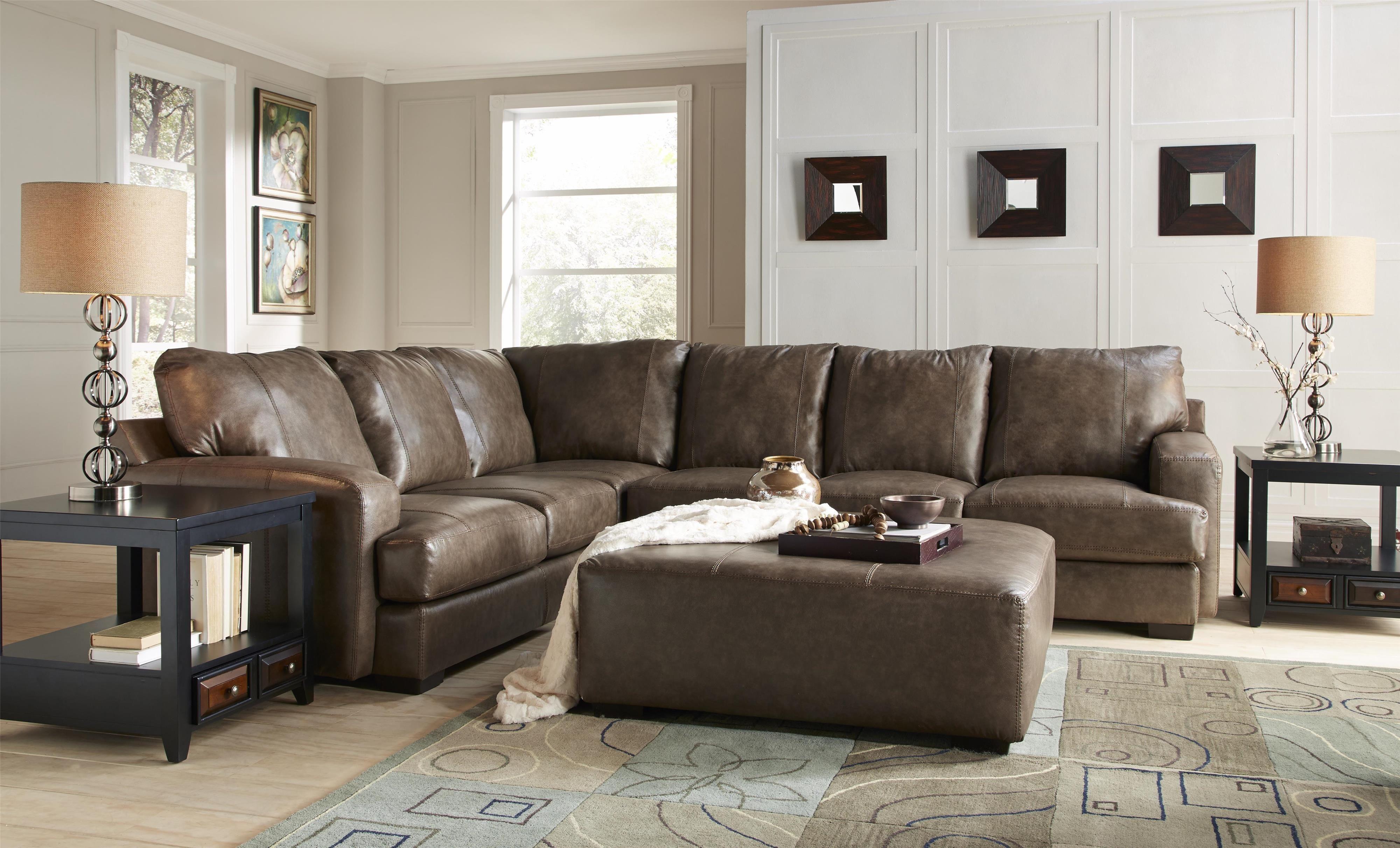 Barrington Sectional Sofa By Jackson Furniture Jackson Furniture