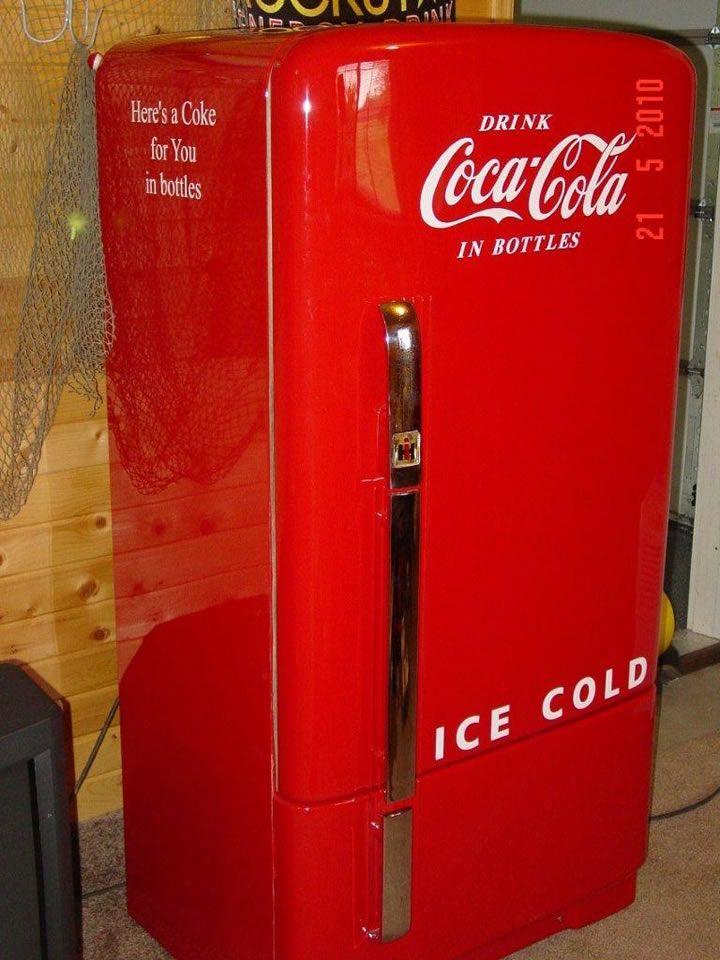 East Coast Refrigeration Deland Fl: Coca Cola Refrigerator