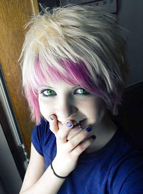Cute Short Emo Haircuts Http Www Haircut