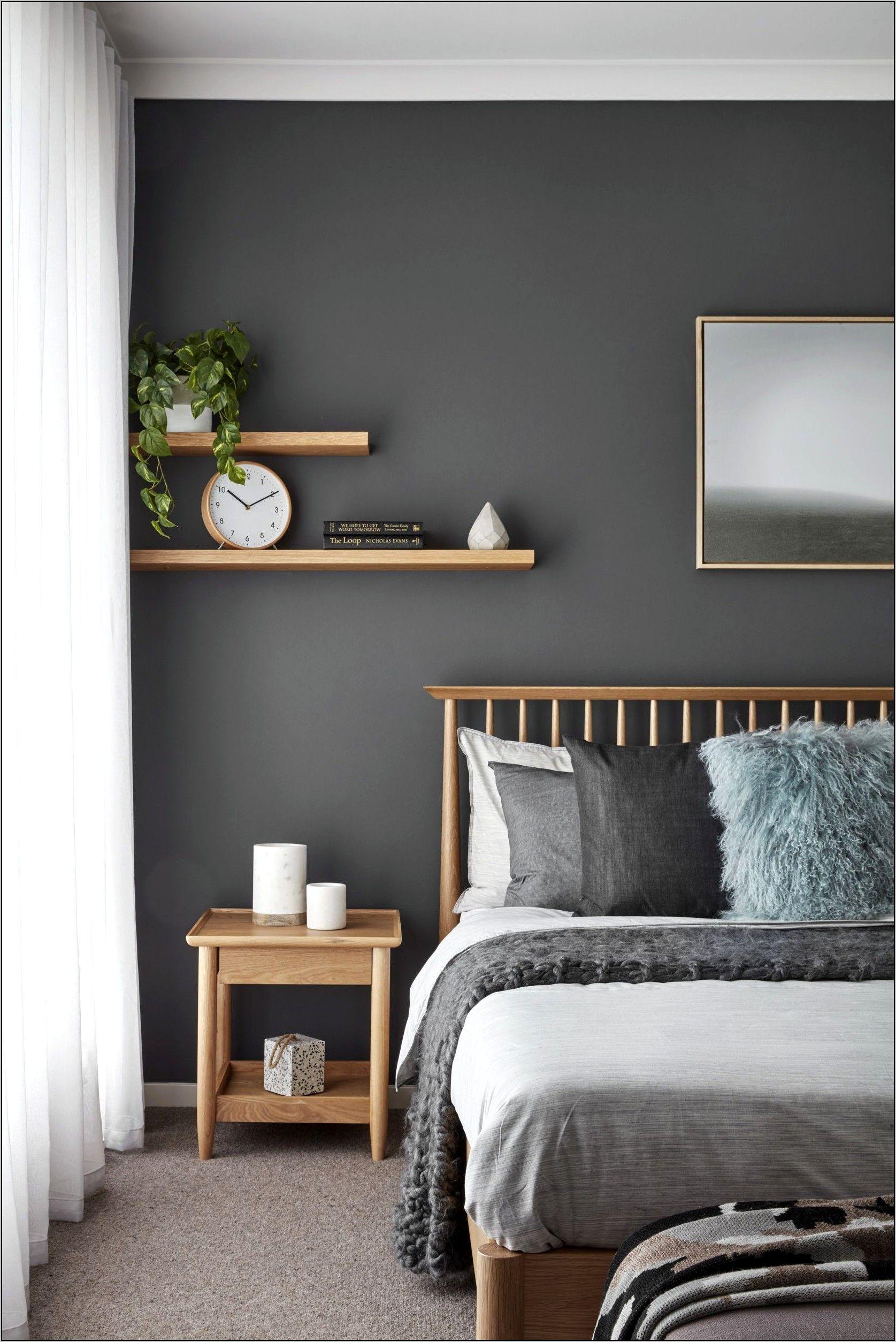 50++ Idee deco chambre gris et blanc trends
