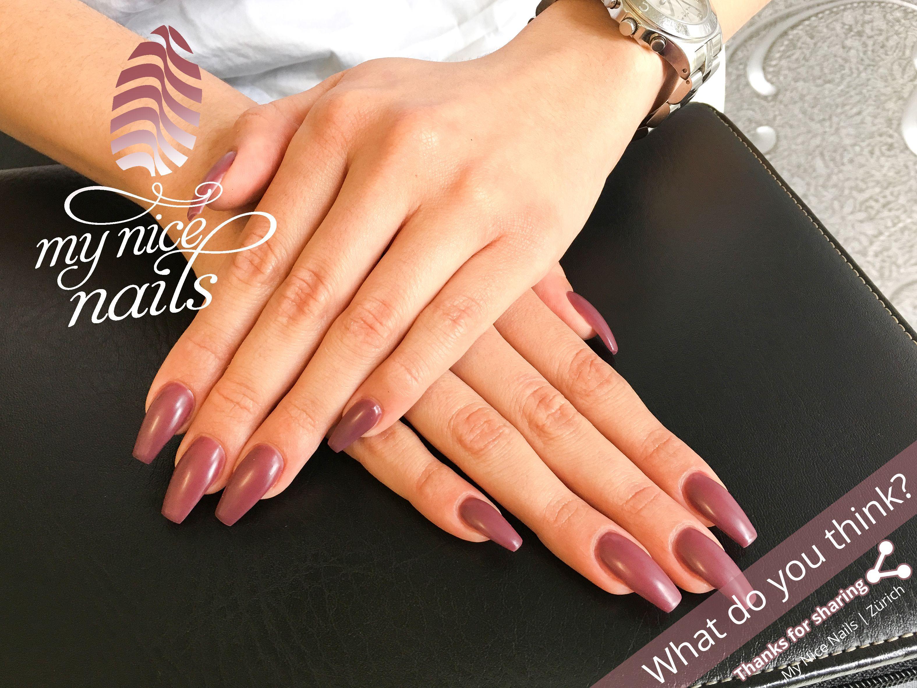 Pure Elegance – Nail Design | Nail Art by My Nice Nails ...