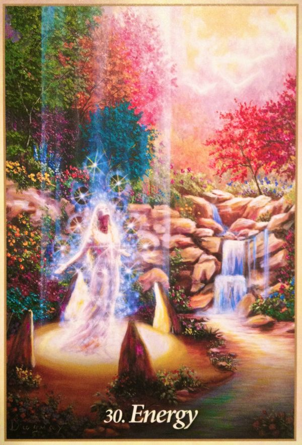 Today's Angel Card Message  Message from Energy:  Our thoughts and feelings are energy.  Everything we think and feel flows out into the world like radio waves. Whether we intend to broadcast our feelings and thoughts does not matter, as it happens automatically.  Read more: http://www.online-tarot-readings-by-amber.info/angel.html