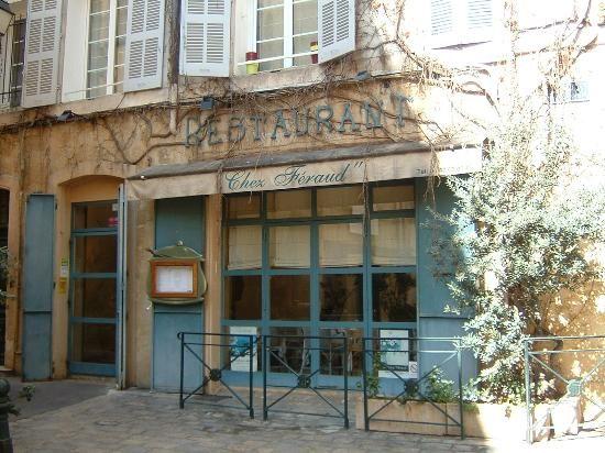 Chez Feraud Located In A Beautiful Lane In Aix En Provence Var