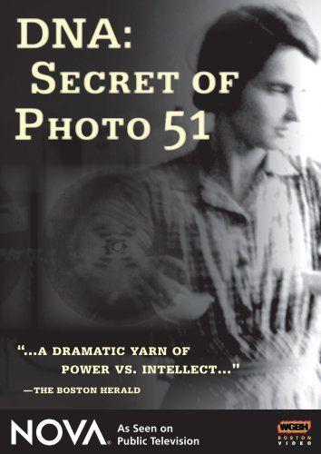 Nova Dna Secret Of Photo 51 Wgbh Boston Video Httpamazon