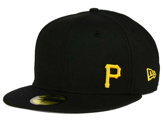 dfeb88f5aa6 Pittsburgh Pirates New Era MLB Smalls 59FIFTY Cap Hats
