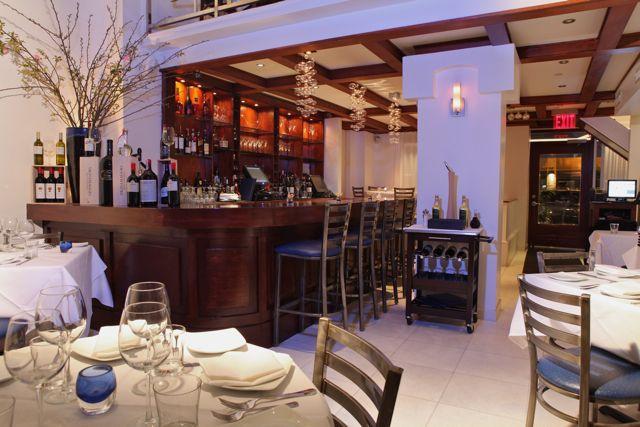 Marcony Restaurant Nyc Lexington Avenue Grubs Fine Dining New York City Restaurants