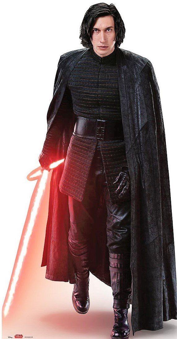 Kylo Ren In The Last Jedi Ren Star Wars Star Wars Kylo Ren Star Wars Characters
