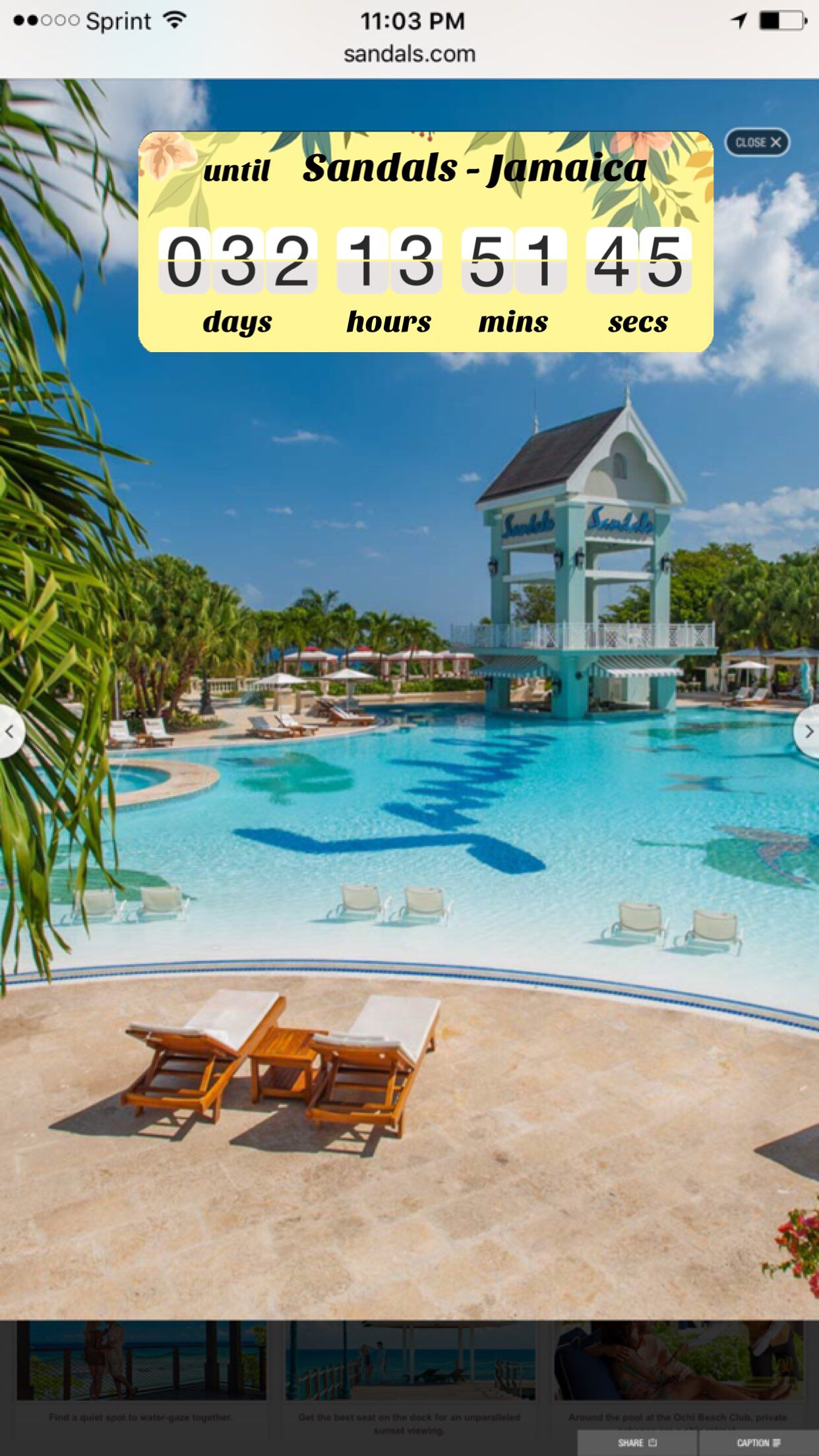 8b936a9aab3d5f When does your Sandals countdown begin  Www.vacawithmark.com ...