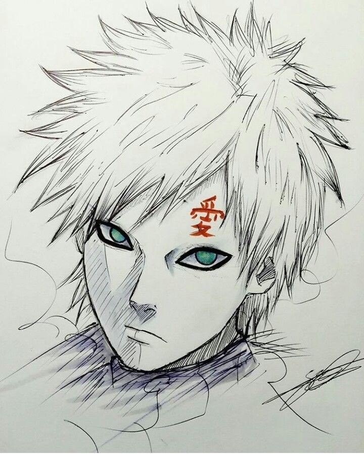 60 Best Naruto Drawings Images On Pinterest: Pin By Mashi On Anime/Manga