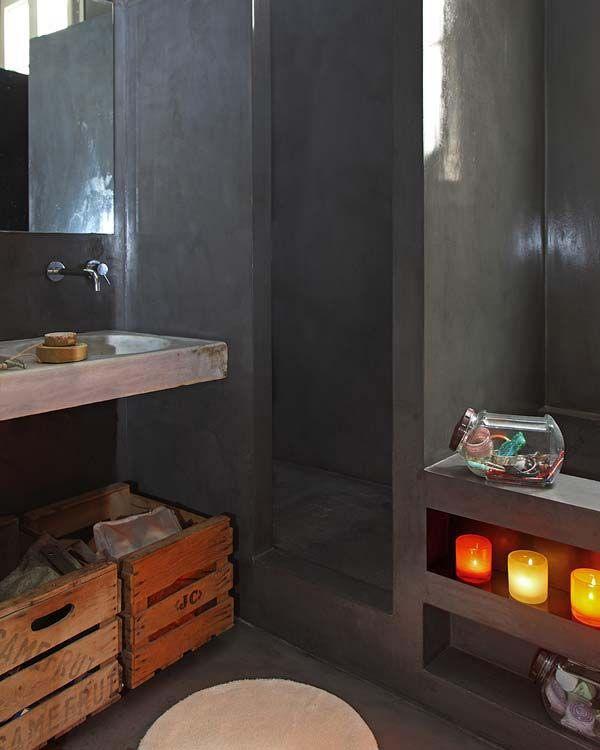 Interiores con encanto Baños Cosas lindas Pinterest Baños