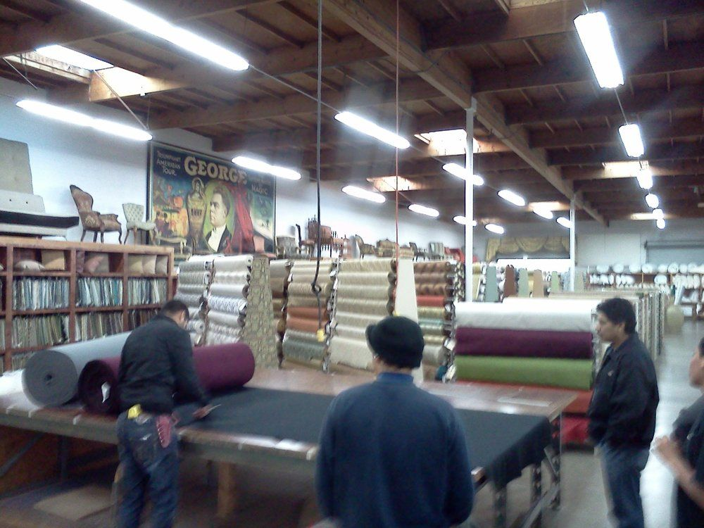 Ufo Upholstery Factory Outlet 1919 Hoover Ave National City Ca