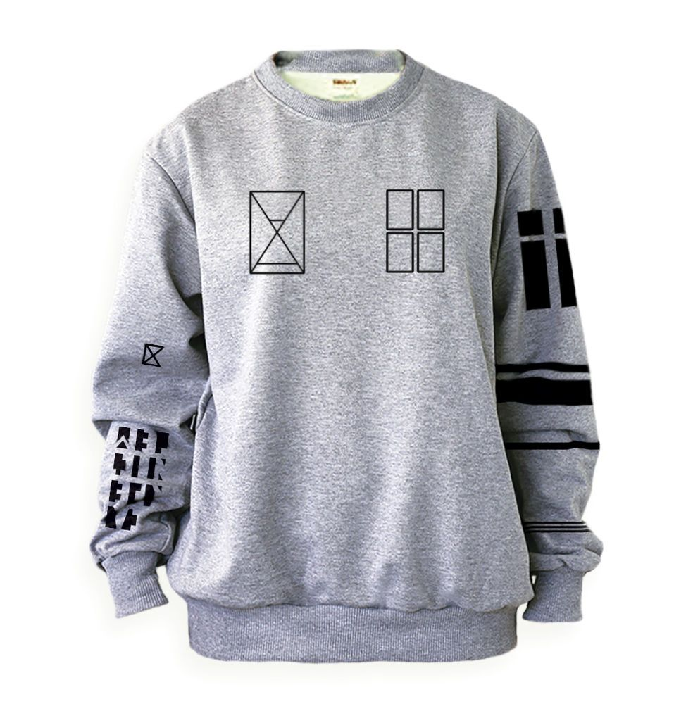 1b6007b52 Tyler Tattoos Sweatshirt Sweater Crew Neck Grey Shirt | Clothing, Shoes &  Accessories, Unisex Clothing, Shoes & Accs, Unisex Adult Clothing | eBay!