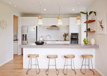 Best The Block Season Iii Contemporary Kitchen Scandinavian 400 x 300