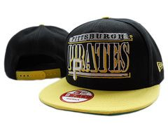 MLB Pittsburgh Pirates Snapback Hat (3) , for sale online  $5.9 - www.hatsmalls.com