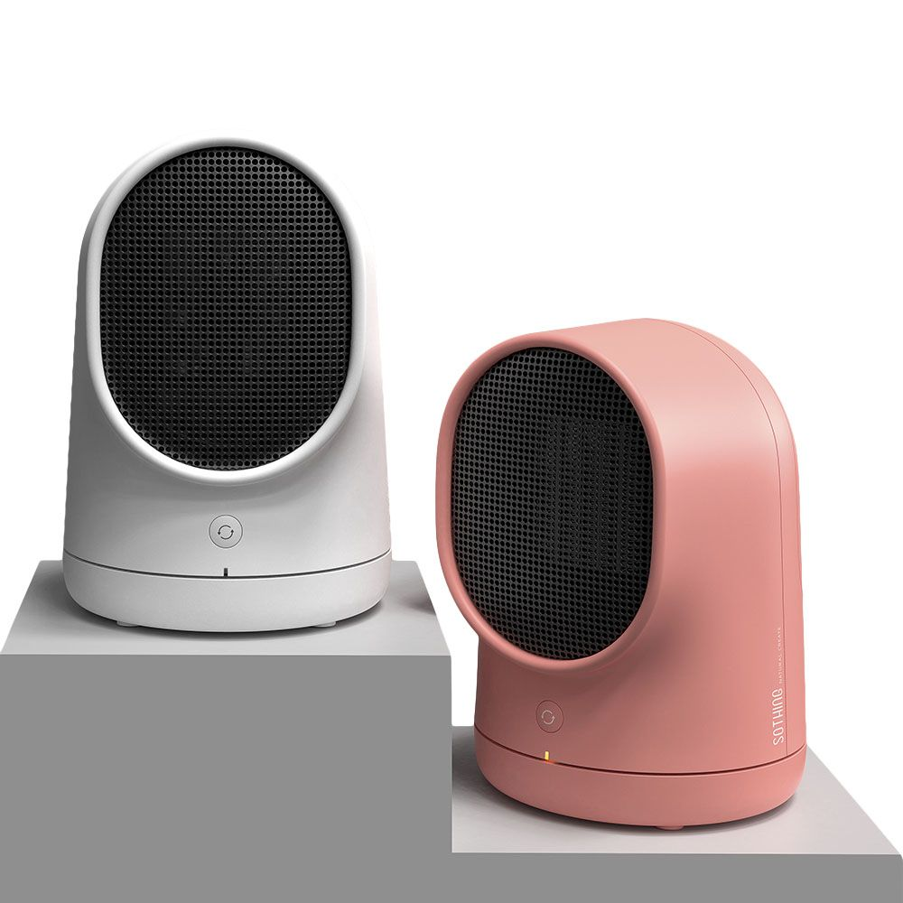 500w Portable Mini Space Electric Ceramic Heater Personal Heater Fan For Home And Office Indoor Use Ceramic Heater Heater Fan Heater