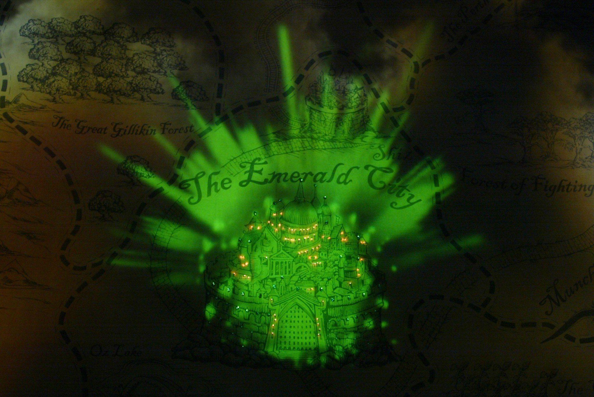 emerald city for pinterest - photo #12