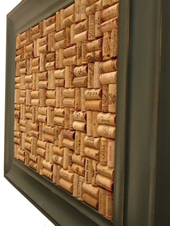 cork collage