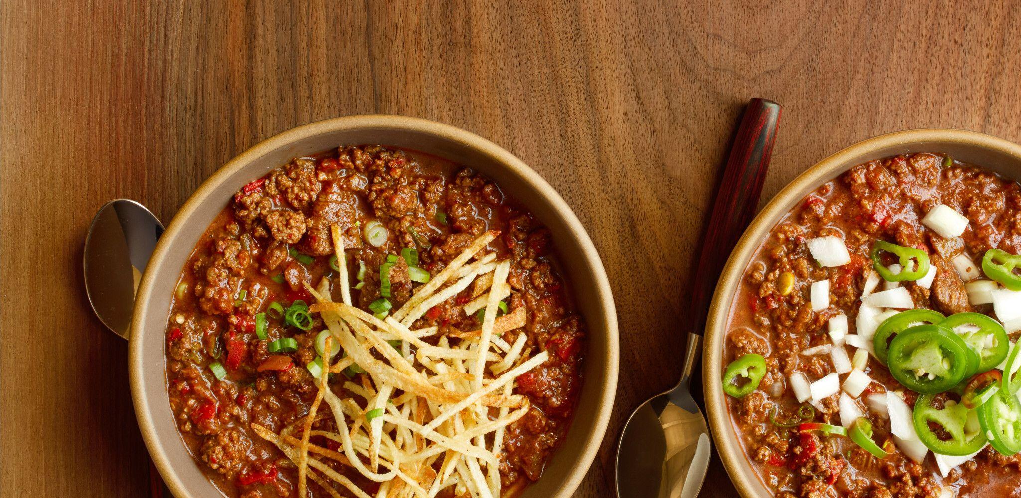Best Chili Recipe Food Network