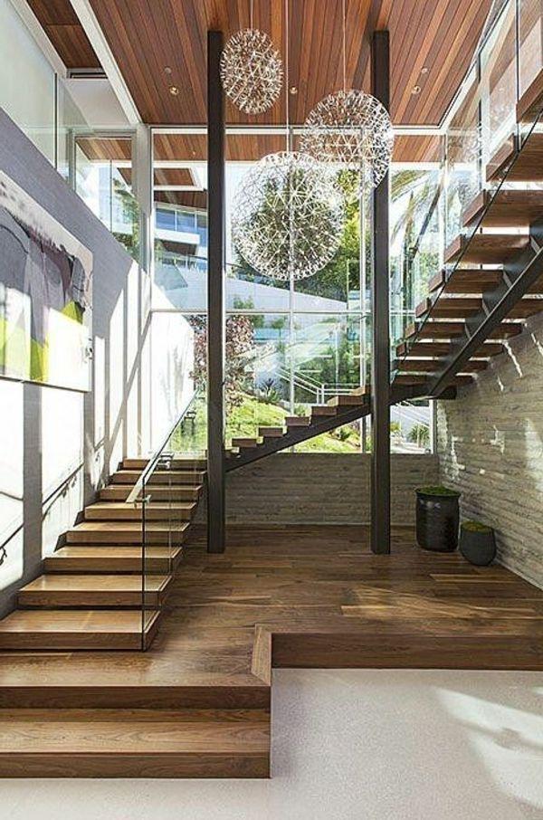 Designs captivants d\'escalier loft - Archzine.fr | Escaliers ...
