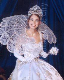 Mardi Gras Queen's Costume