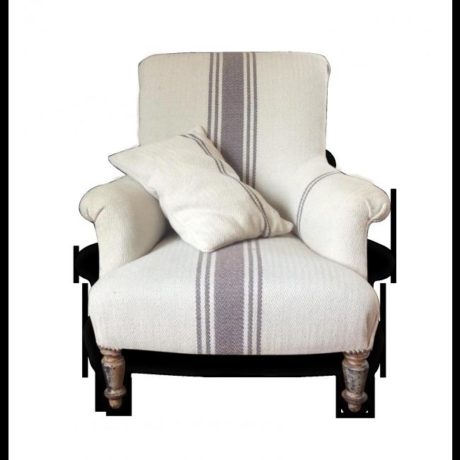 fauteuil anglais retiss dans les r gles de l 39 art vendre 630 brocante deco pinterest. Black Bedroom Furniture Sets. Home Design Ideas
